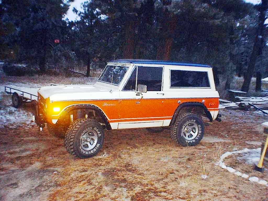 edition Ford Bronco
